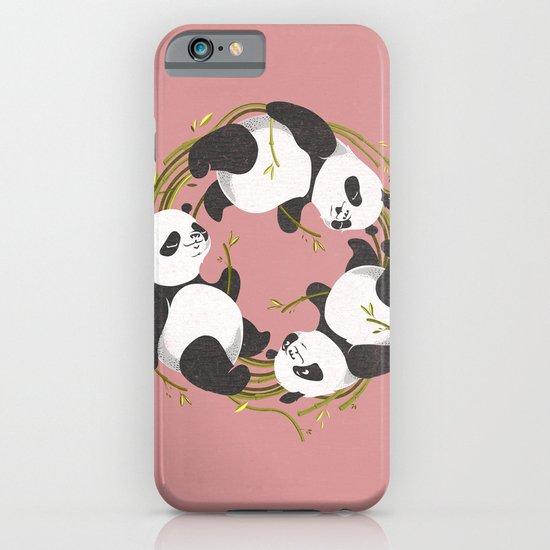 Panda dreams iPhone & iPod Case