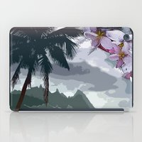 The Storm is Passing iPad Case