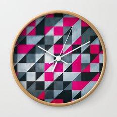Geo3075 Wall Clock