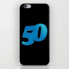 50 iPhone & iPod Skin