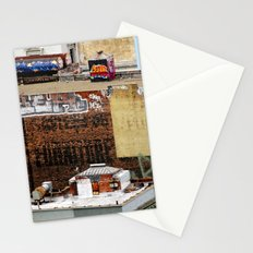 San Francisco behind the scene Stationery Cards