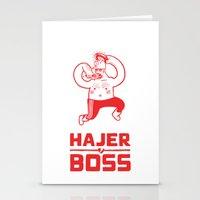 Hajer Boss Stationery Cards