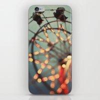 Starfall iPhone & iPod Skin