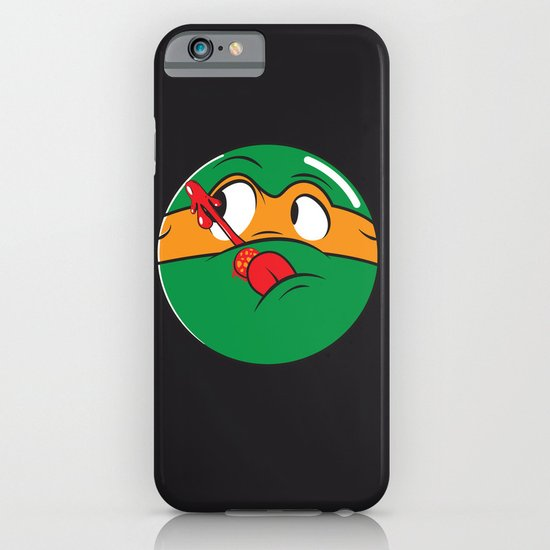Who Watches the Pizza? iPhone & iPod Case