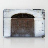 Old Door II iPad Case