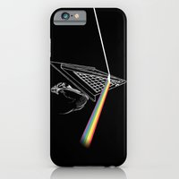 Dark Side of the Hill iPhone 6 Slim Case