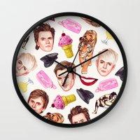 PAPERGODS Wall Clock