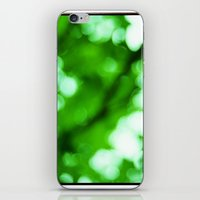 Green Light iPhone & iPod Skin