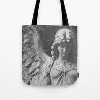Angel no. 1 Tote Bag