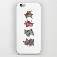 Spikey Friends iPhone & iPod Skin