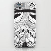 Stormtrooper: Another Drill (grey) iPhone 6 Slim Case