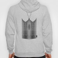 Spirobling XXIV - Knitted Crown Hoody