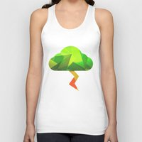 The Weather Tree Unisex Tank Top
