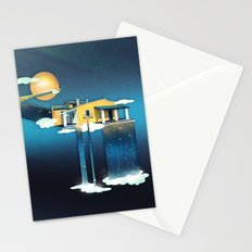 Castle in Heaven Stationery Cards