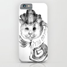 P1R4T3 C4T (Pirate Cat) iPhone 6 Slim Case
