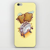 The ToasterBot iPhone & iPod Skin
