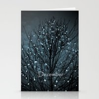 The 1st Of December Stationery Cards