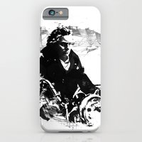 Beethoven Motorcycle iPhone 6 Slim Case