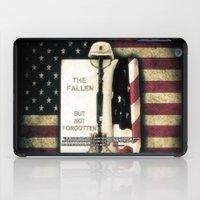 THE FALLEN iPad Case