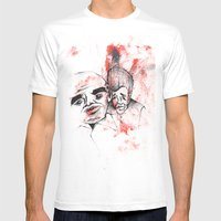 Maf #2 Mens Fitted Tee White SMALL