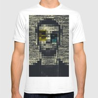 Self Portrait Ver. 3 Mens Fitted Tee White SMALL