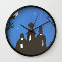 The Butchers Wall Clock