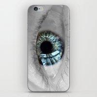 Ocean  Of Memories. iPhone & iPod Skin