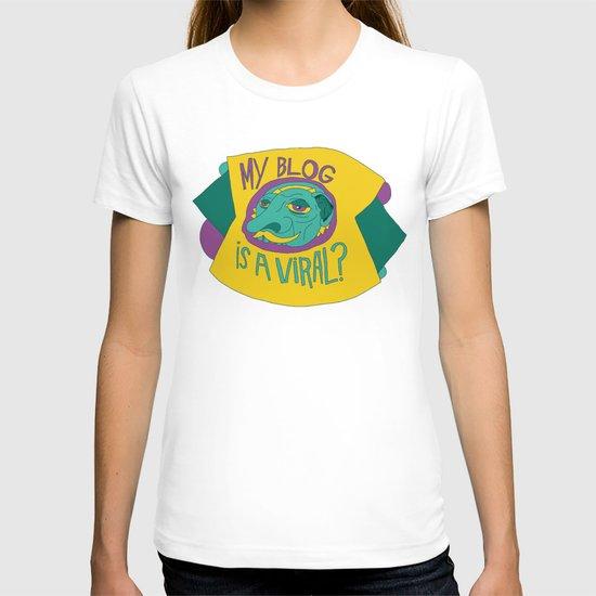 MAKE IT GO VIRUS T-shirt