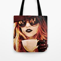 Comfortable Silences - in color Tote Bag