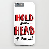 Head Up iPhone 6 Slim Case
