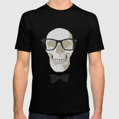 nerd4ever Mens Fitted Tee Black SMALL