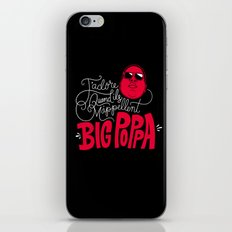 French Poppa 2.0 iPhone & iPod Skin