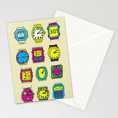 3:07 Stationery Cards