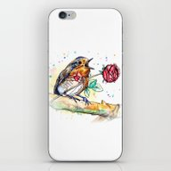 Little Songbird iPhone & iPod Skin