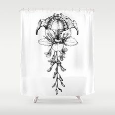 In Bloom #02 Shower Curtain