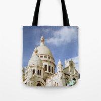 Sacre Coeur, Paris  Tote Bag