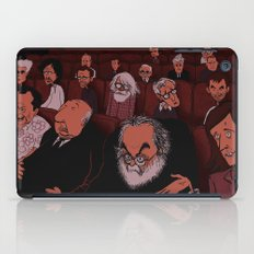 At The Movies iPad Case