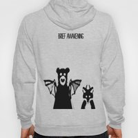 Bear and Fox Hoody