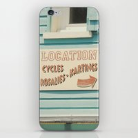 Location iPhone & iPod Skin