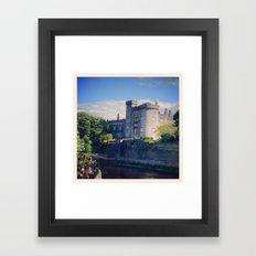 Kilkenny Castle, Ireland Framed Art Print