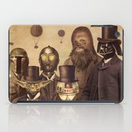 Victorian Wars  iPad Case