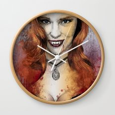 Oh My Jessica - True Blood Wall Clock