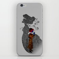 Consulting Detective Dar… iPhone & iPod Skin
