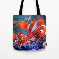 Nemo Tote Bag