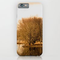 iPhone & iPod Case featuring Autumn is Here by Amything Goes