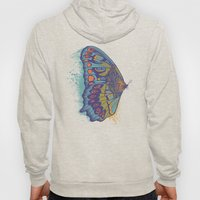 Butterfly Life Cycle Hoody