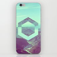 Reflection Of Self V2 #s… iPhone & iPod Skin