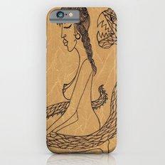 SnakeGirl  iPhone 6 Slim Case
