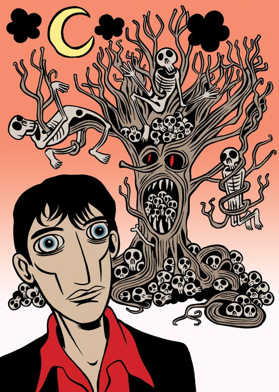 THE TREE OF US Art Print