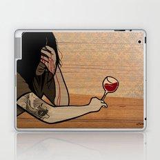 Drown Laptop & iPad Skin